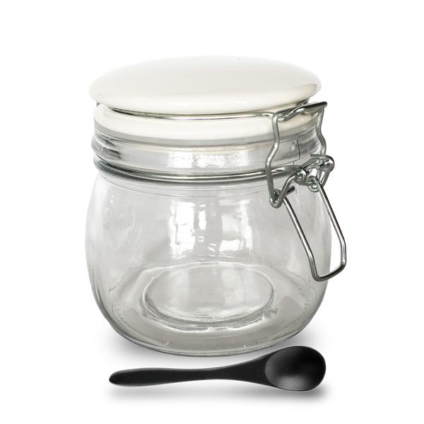 Salz Aufbewahrungsglas